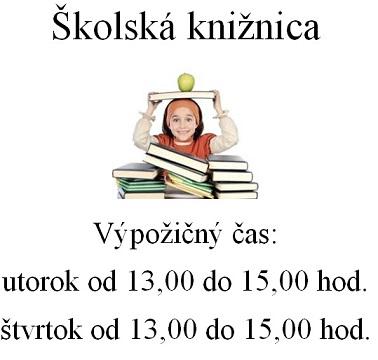 Školská knižnica - Obrázok 2